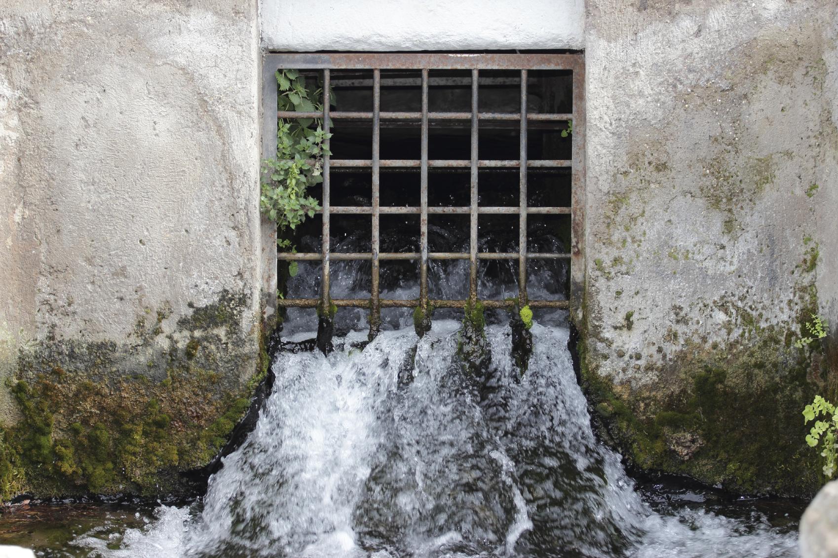 Nuevo proyecto de tratamiento de aguas residuales