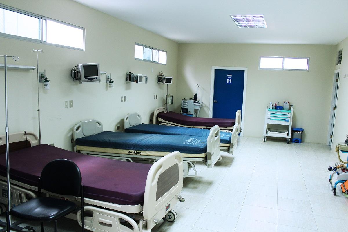 El Ministerio de Salud dio nuevos equipos al hospital de San Andrés