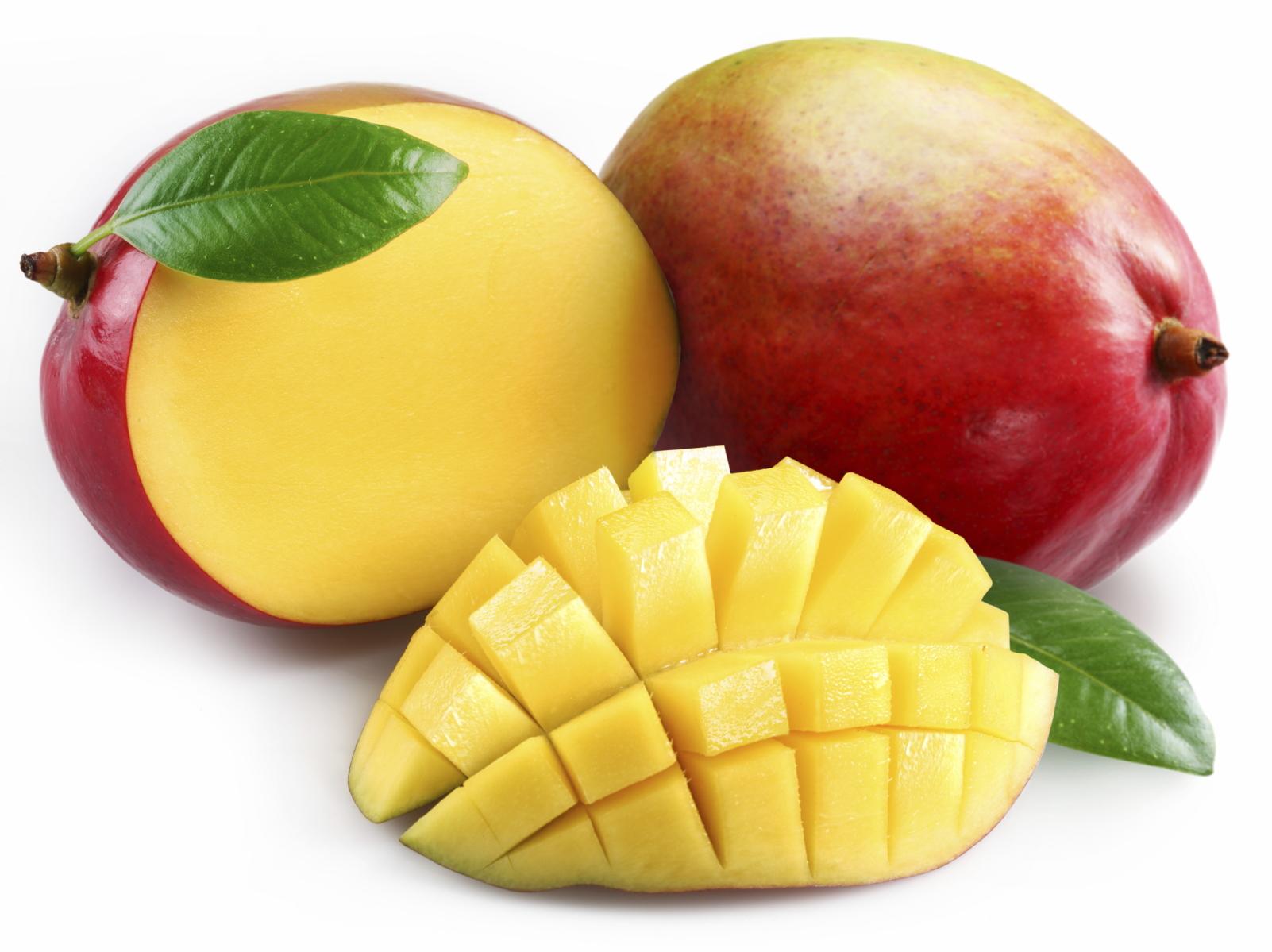 Mango, una fruta perfecta para las ensaladas