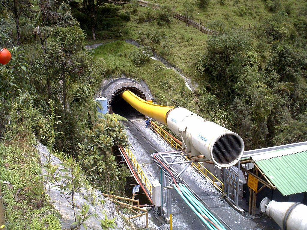 Logran acuerdo para terminar el túnel de la línea