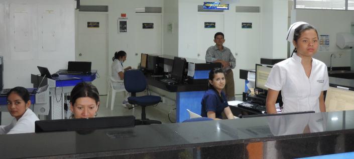 Avanza proceso de plazas para el SSO
