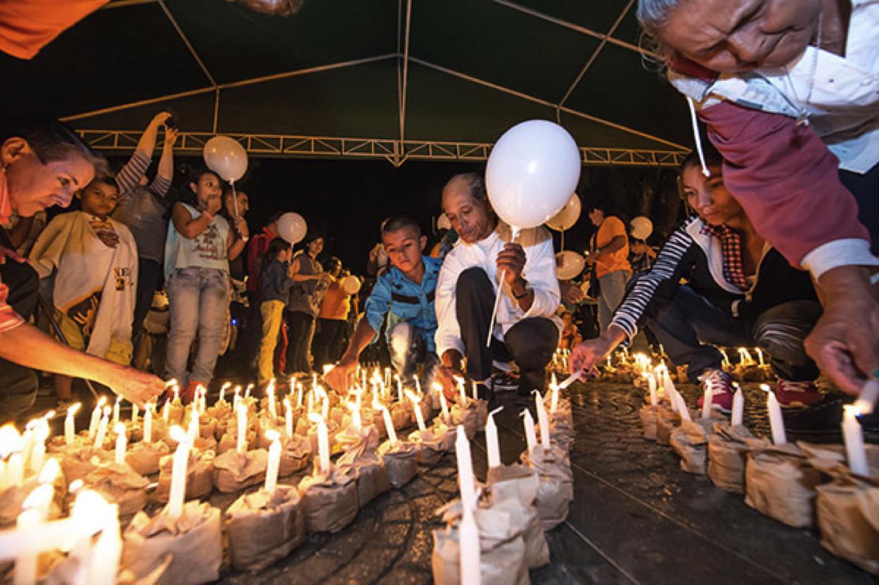 Día de la Memoria y Solidaridad con las víctimas se celebrará este 9 de abril. Cortesía: Unidad de Víctimas