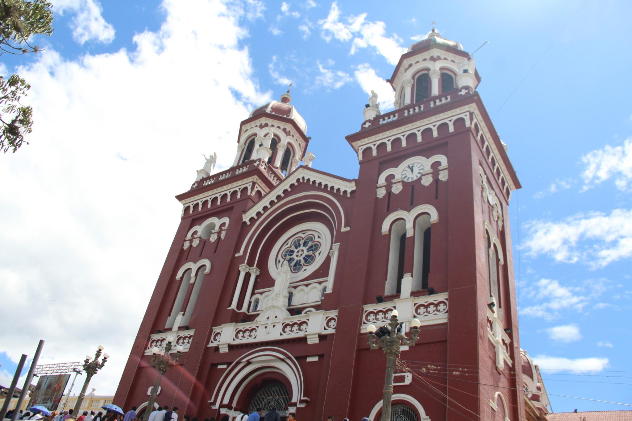 Basílica Menor de la Inmaculada Concepción. Foto: El Campesino