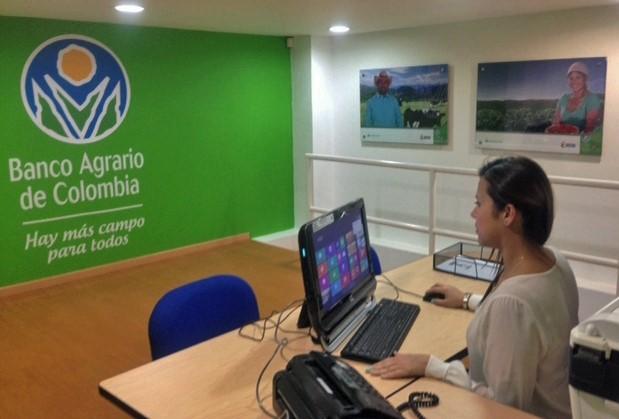 Banco agrario m s cerca proyecto que beneficiar for Oficinas de banco financiero