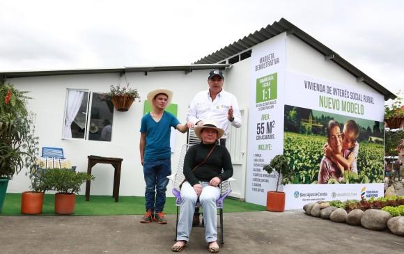Viviendas de Interés Social Rural