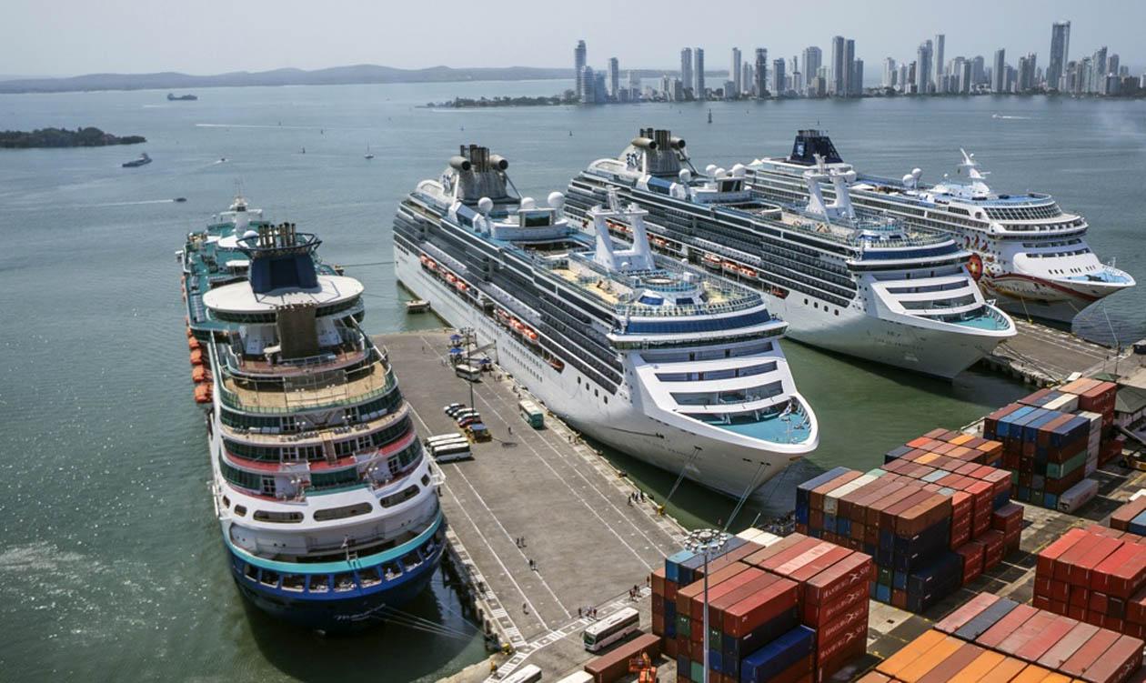 Resultado de imagen para imagenes del puerto de cartagena