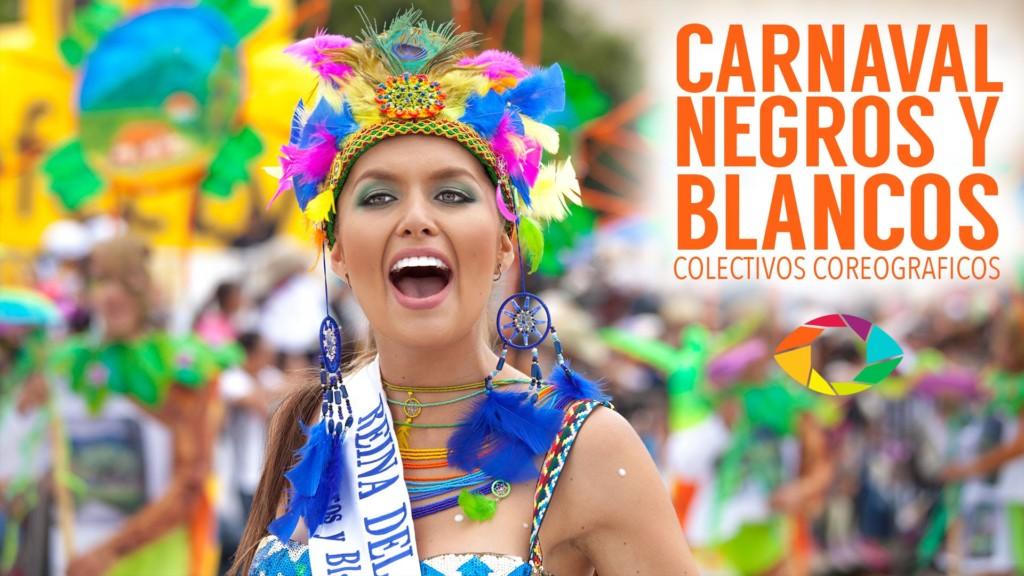 Abierta convocatoria para narrar el carnaval de negros y - Articulos carnaval ...